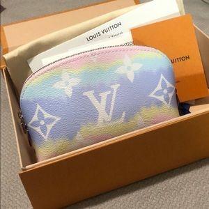 Louis Vuitton Escale Cosmetic Pouch